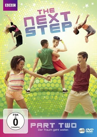 DVD »The Next Step - Part Two (2 Discs)«