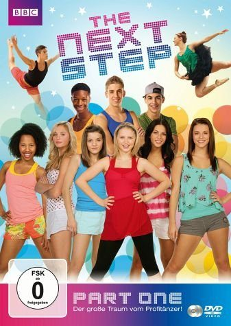 DVD »The Next Step - Part One (2 Discs)«