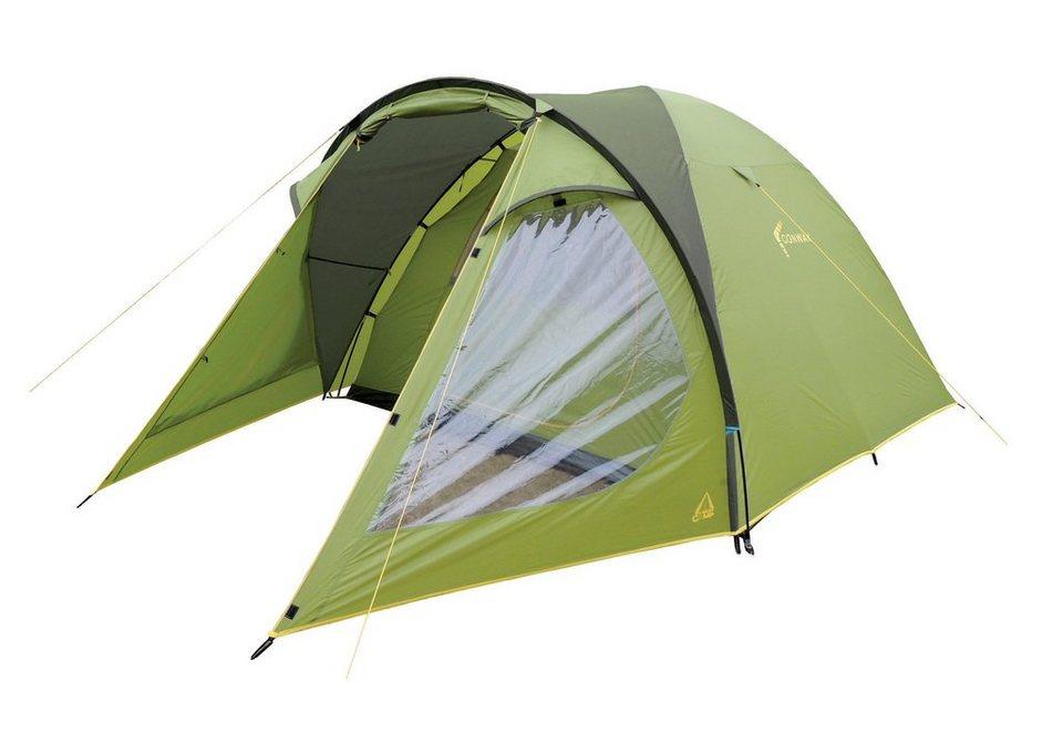 Best Camp Zelt, 4 Personen, »Conway 4« in grün
