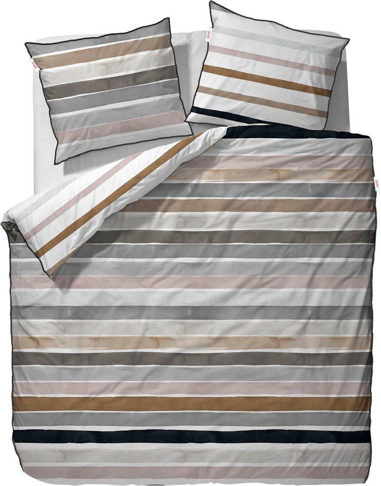 bettw sche esprit iva in aquarelloptik kaufen otto. Black Bedroom Furniture Sets. Home Design Ideas