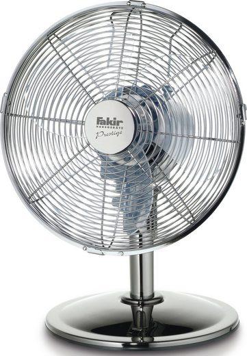 Fakir tisch ventilator vl 30 g online kaufen otto for Billiger tisch