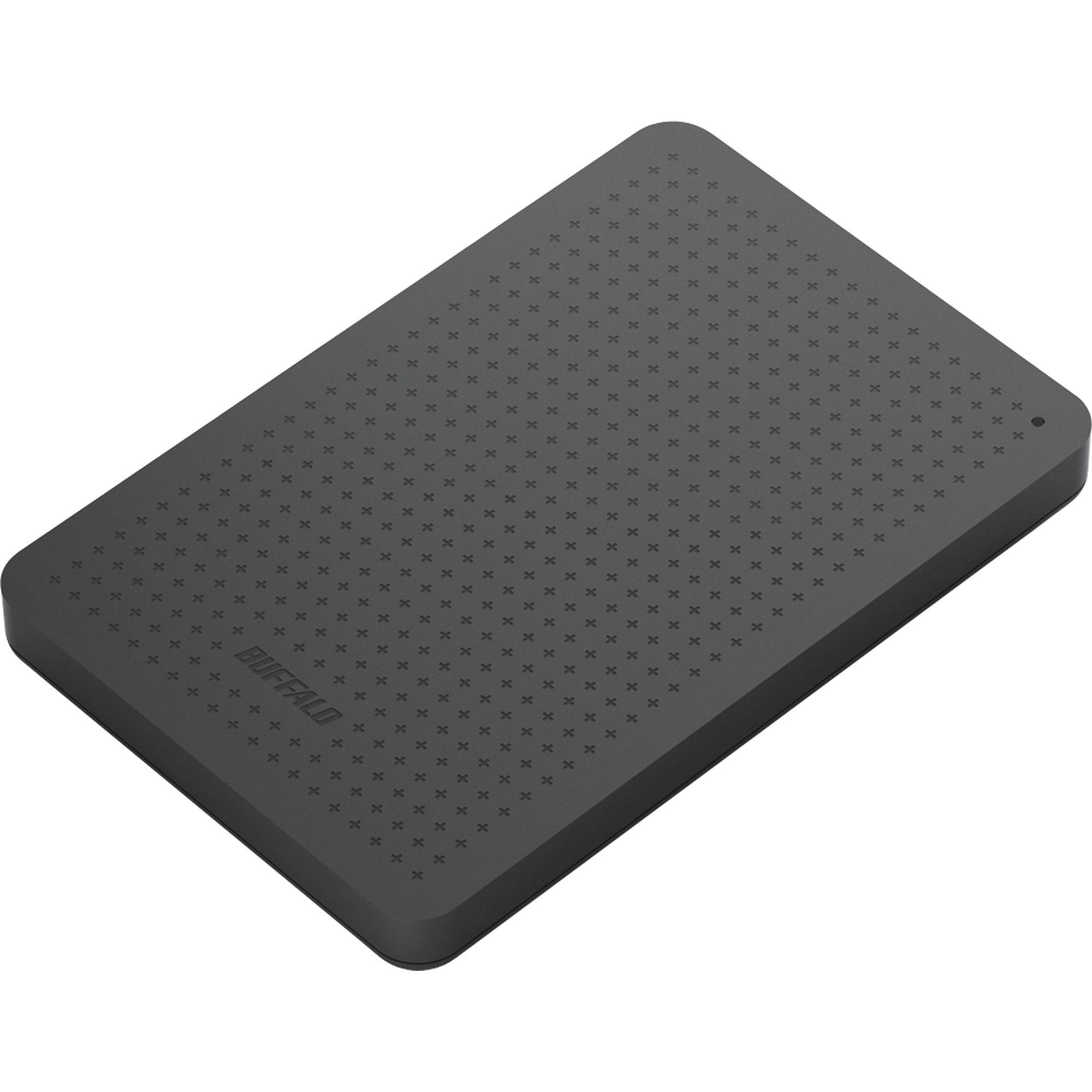 Buffalo Technology Festplatte MiniStation Portable 1 TB