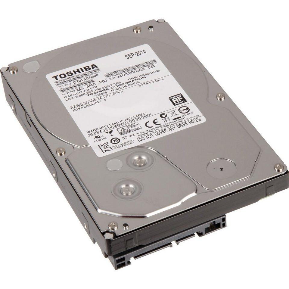 Toshiba Festplatte »DT01ACA300 3 TB«