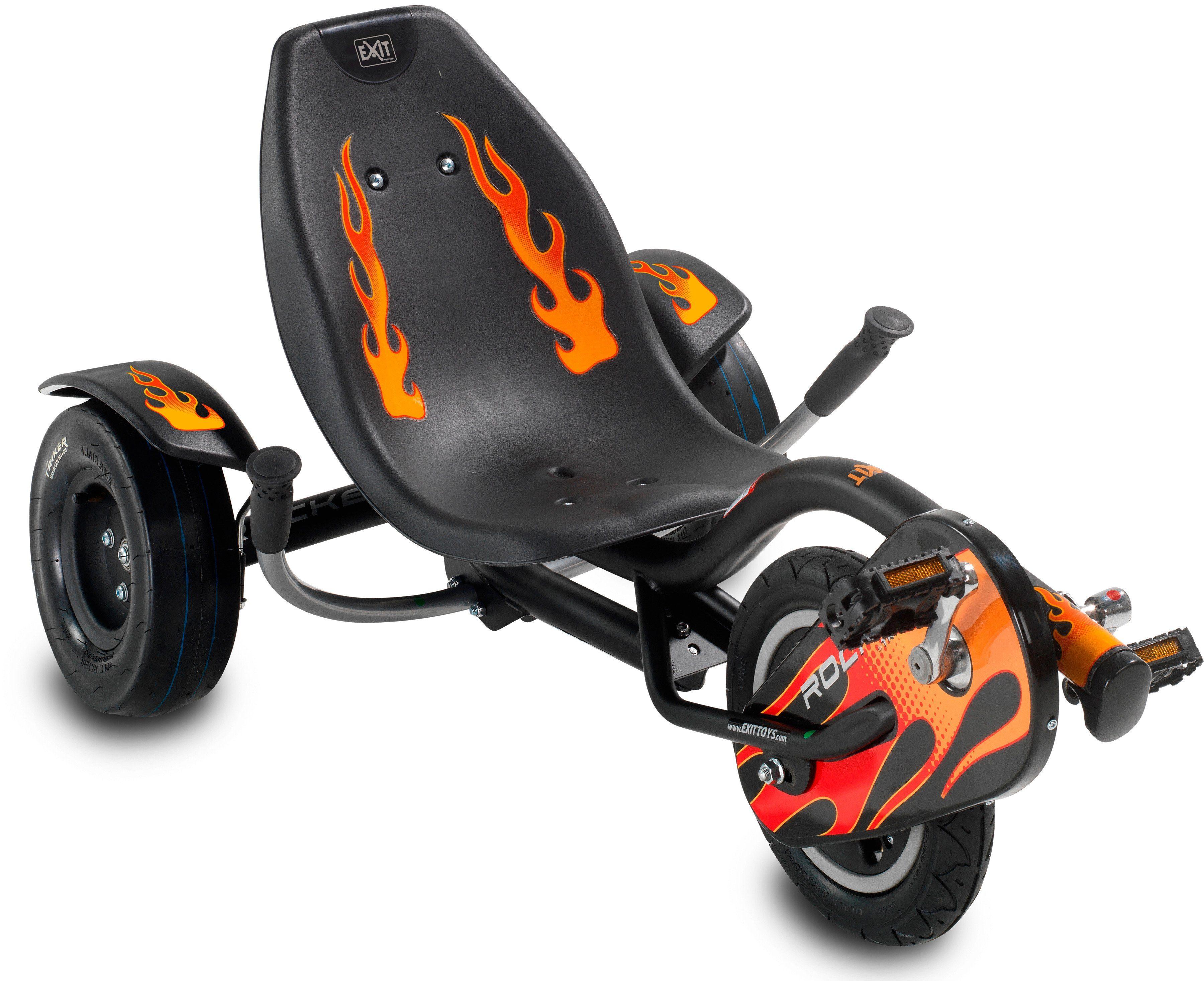 Go-Kart »EXIT Triker Rocker Fire«