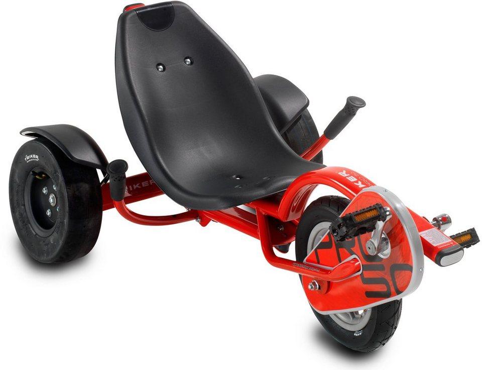 Go-Kart »EXIT Triker Pro 50 Red«