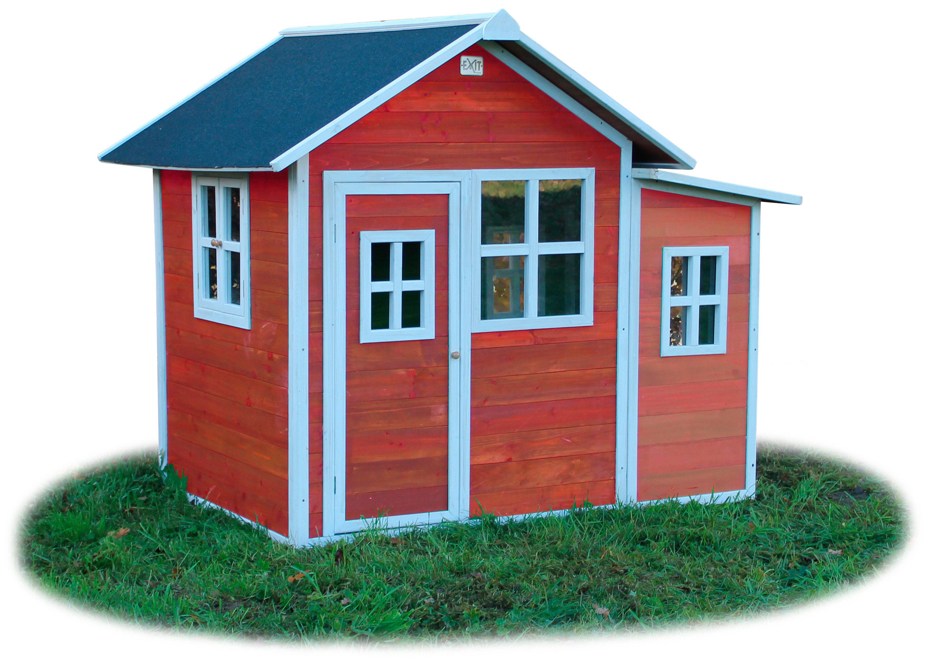 Spielhaus »EXIT Loft 150 rotbraun«