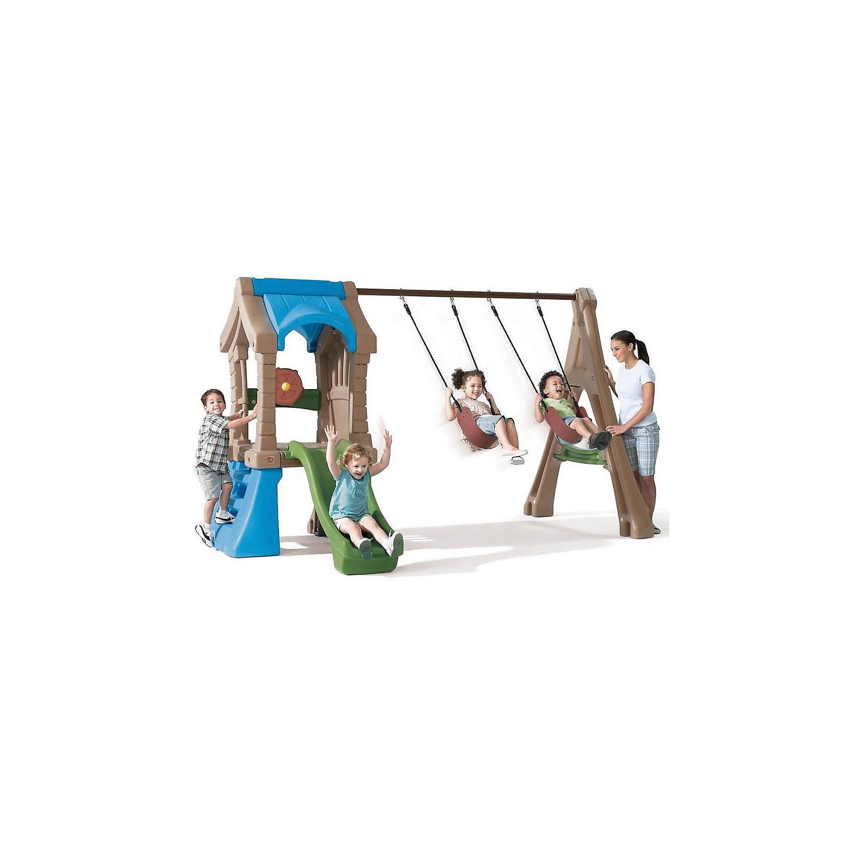 Step2 Spielplatz Gymset