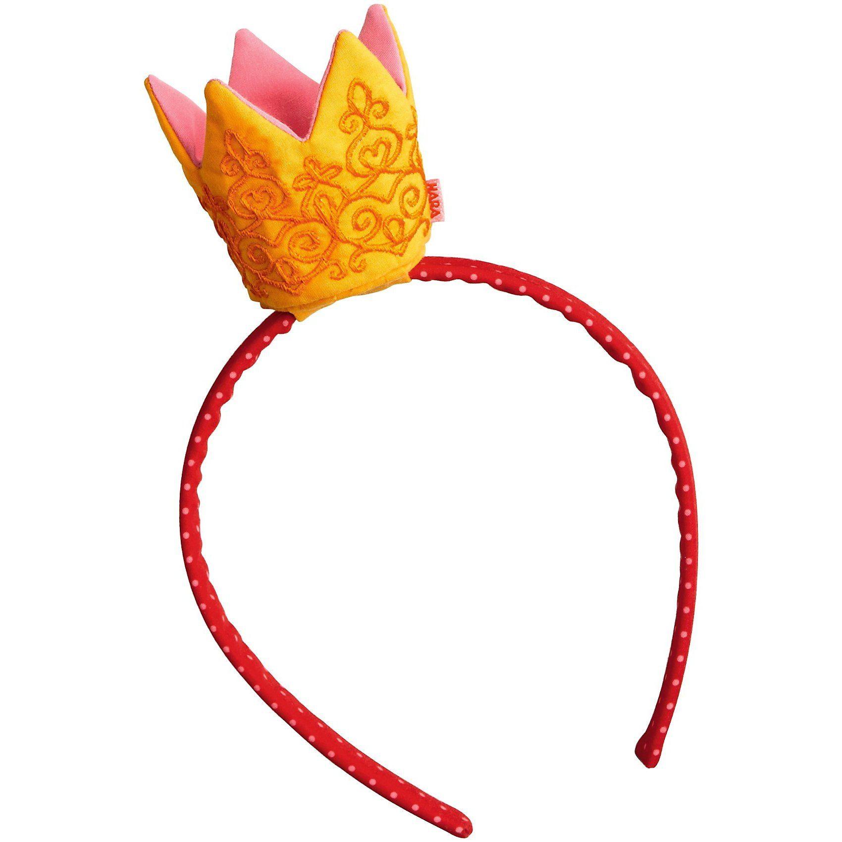 Haba 7380 Prinzessin Rosalina Haarreif mit Krone