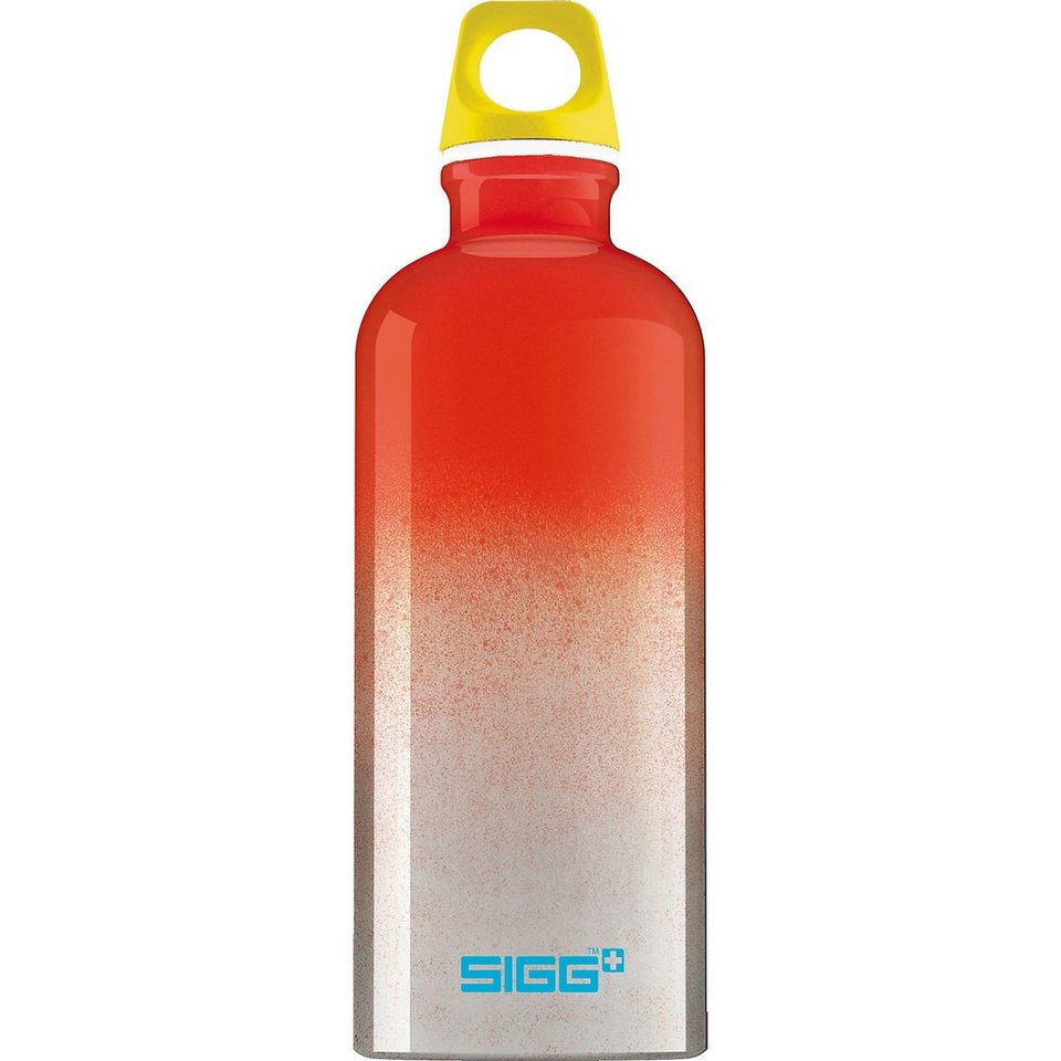 SIGG Alu-Trinkflasche Crazy Red, 600 ml in rot