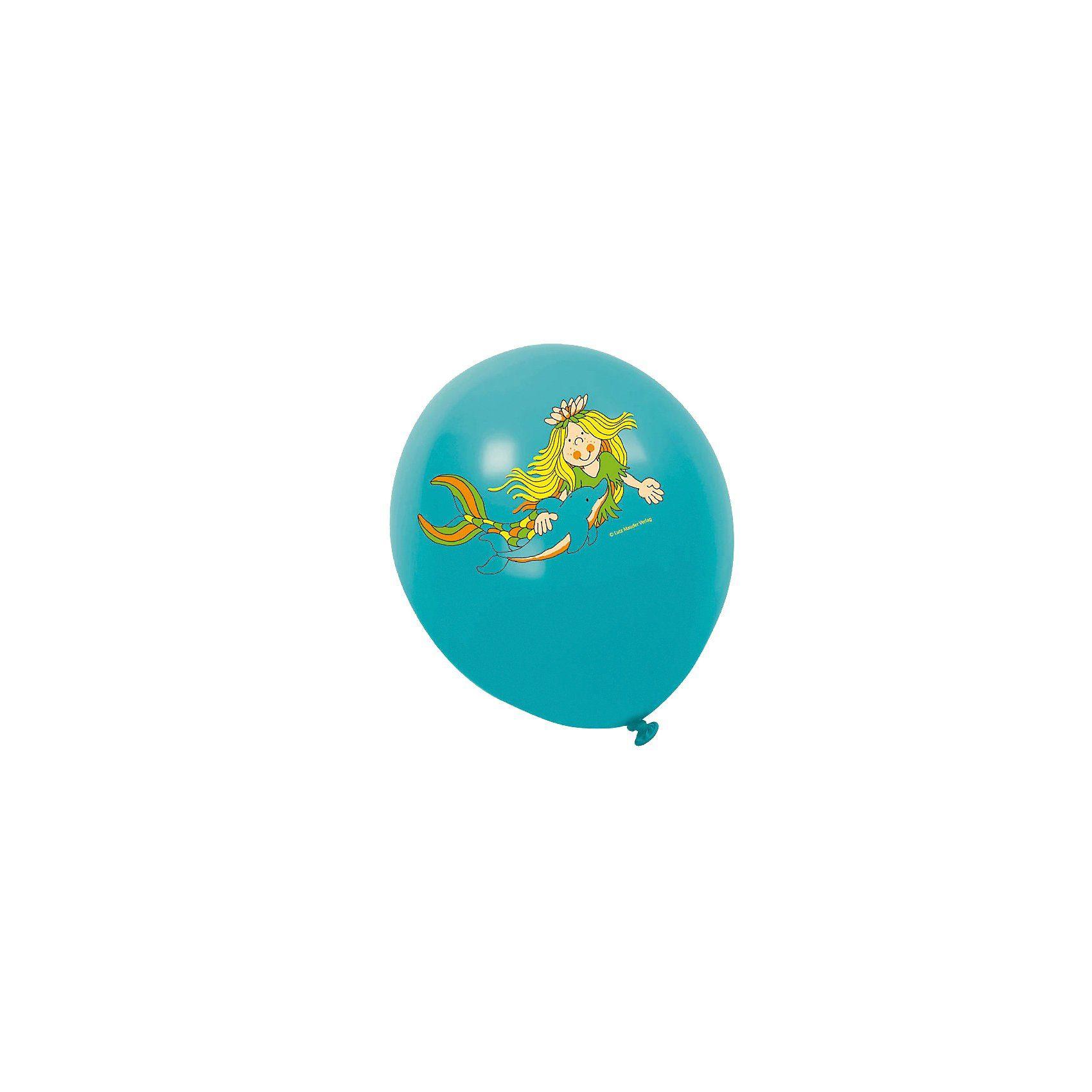 Lutz Mauder Verlag Luftballons Nixe Sina Seestern, 8-tlg.