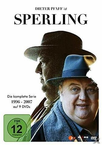 DVD »Sperling - Die komplette Serie 1996 - 2007 (9...«