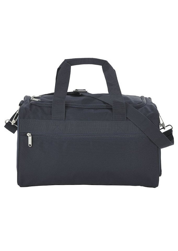 4YOU Sporttasche, Marine, »Sportbag M« in Marine