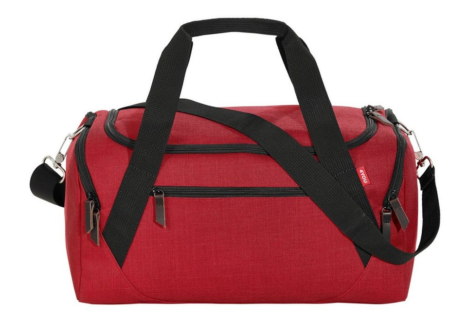 4YOU Sporttasche, Soft Red, »Sportbag« in Soft Red
