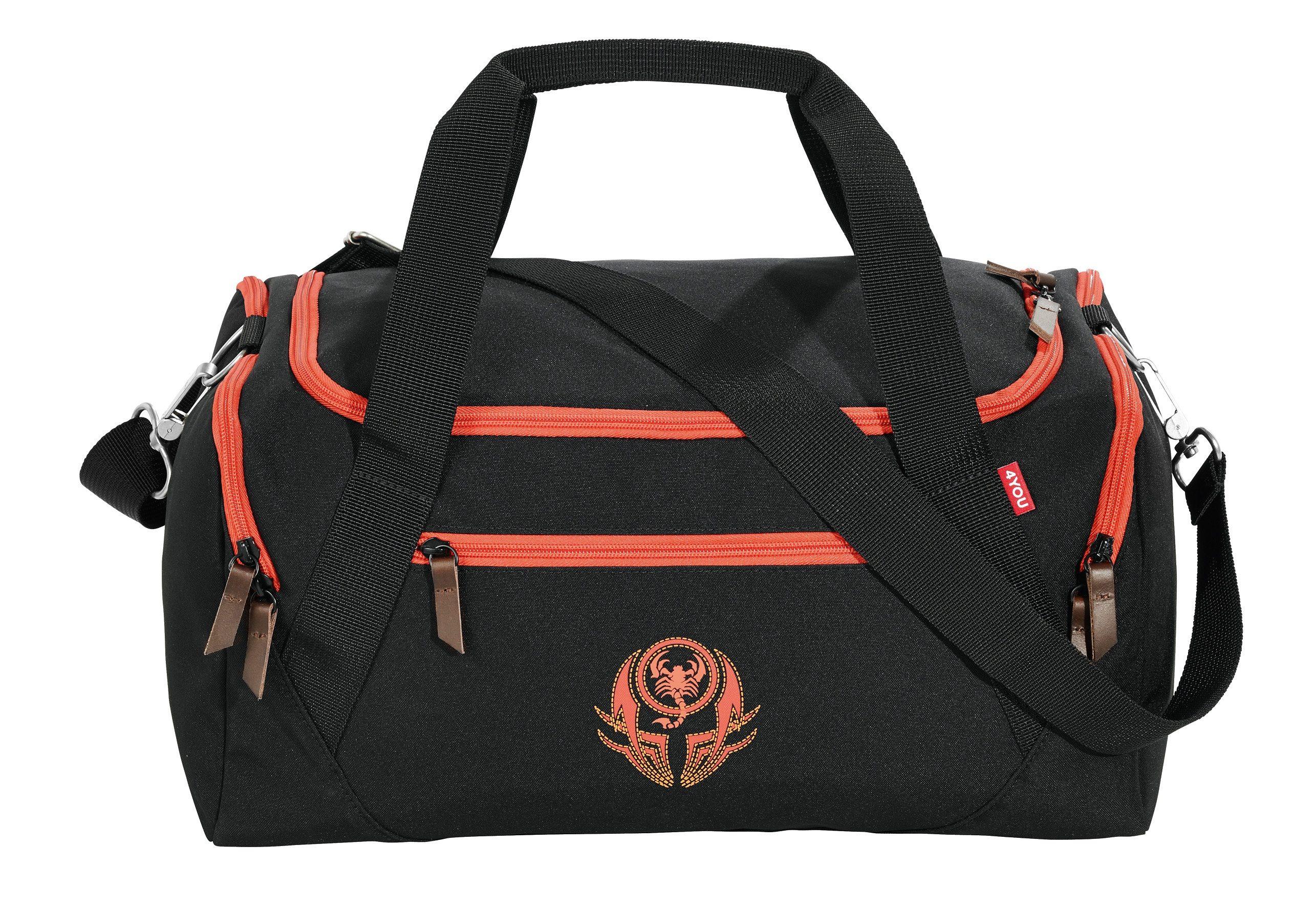 4YOU Sporttasche, Scorpio, »Sportbag«