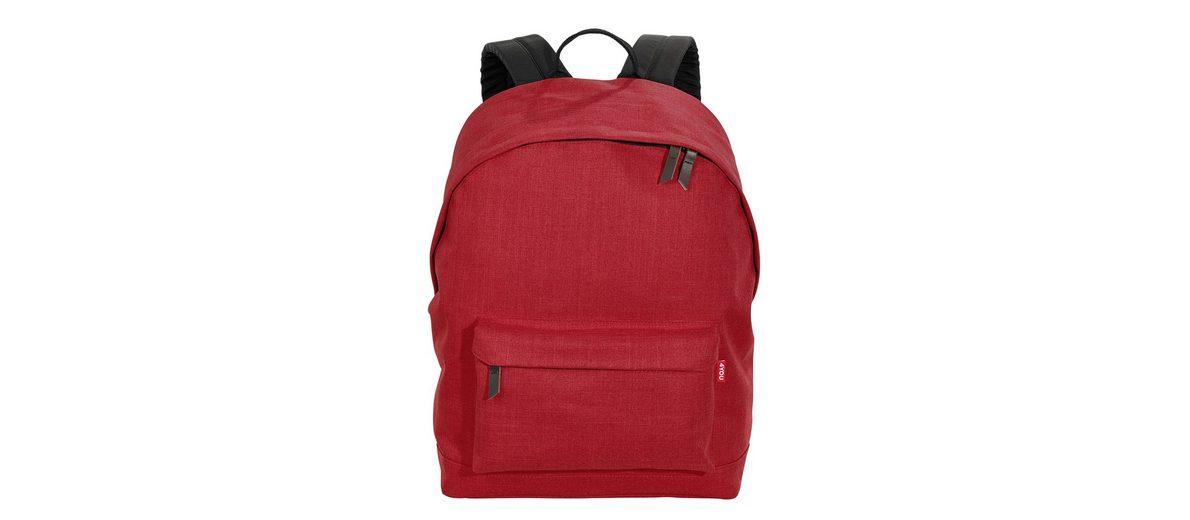 4YOU Rucksack, Soft Red, »Daypack«