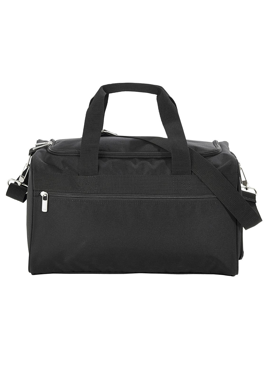 4YOU Sporttasche, Black, »Sportbag M«