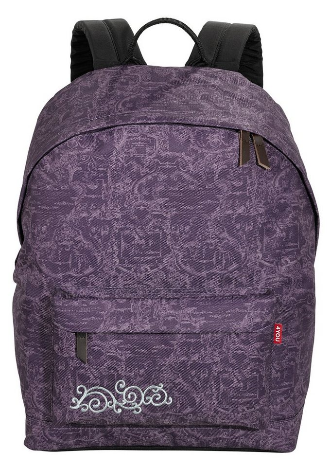 4YOU Rucksack, Candy Barock, »Daypack« in Candy Barock