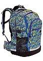 4YOU Schulrucksack mit Laptop- und Tabletfach, Pixel Smaragd, »Jump«, Bild 3