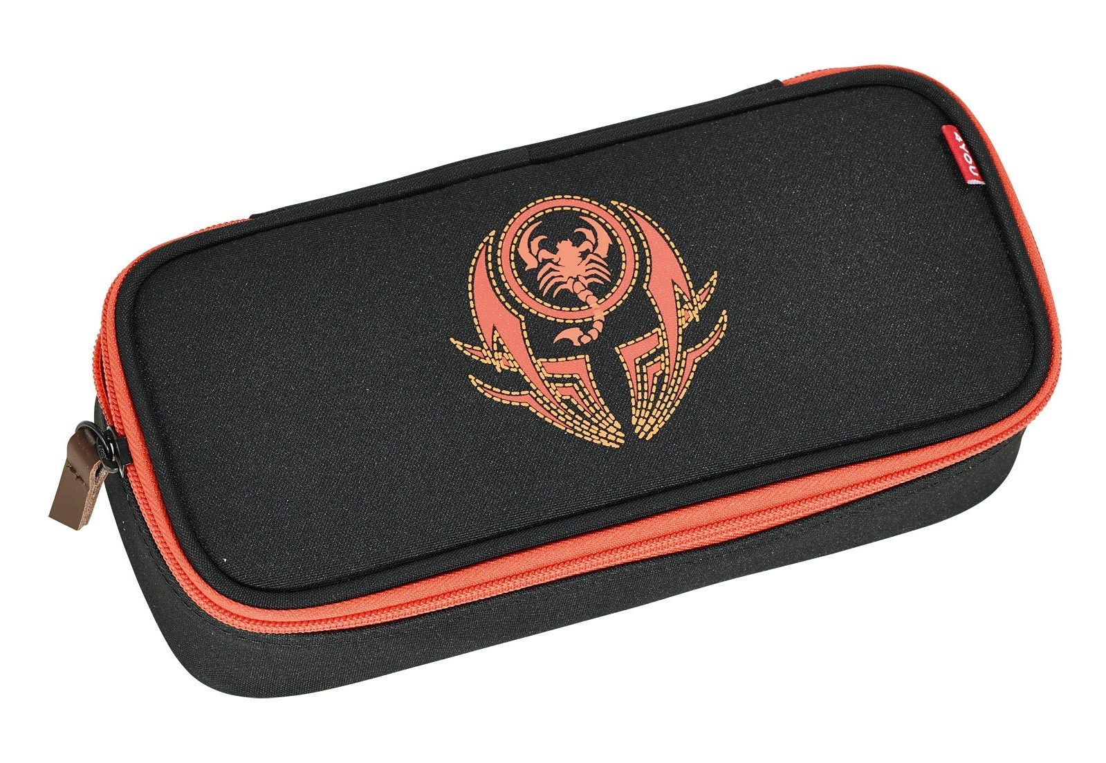 4YOU Mäppchen mit Geodreieck®, Scorpio, »Pencil Case«