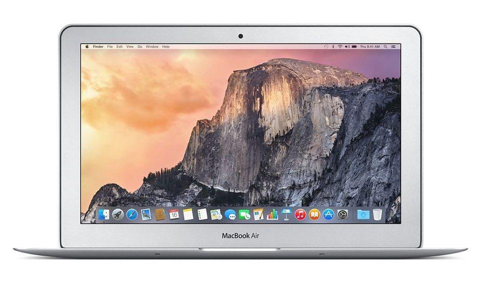 "APPLE CTO MacBook Air »MJVP2 11,6"" i5 1,6GHz 8GB 512GB (MJVP2D/A-033428)« in silber"