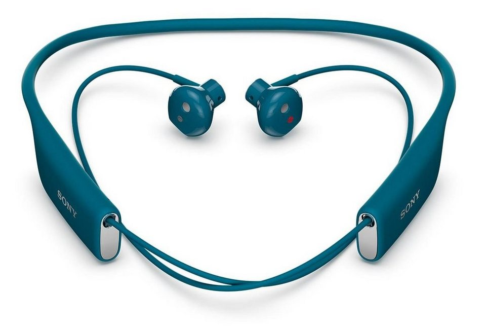Sony Headset »Stereo-Bluetooth Headset SBH70« in Blau
