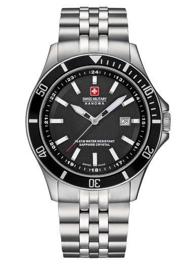 Swiss Military Hanowa Schweizer Uhr »FLAGSHIP, 06-5161.2.04.007«