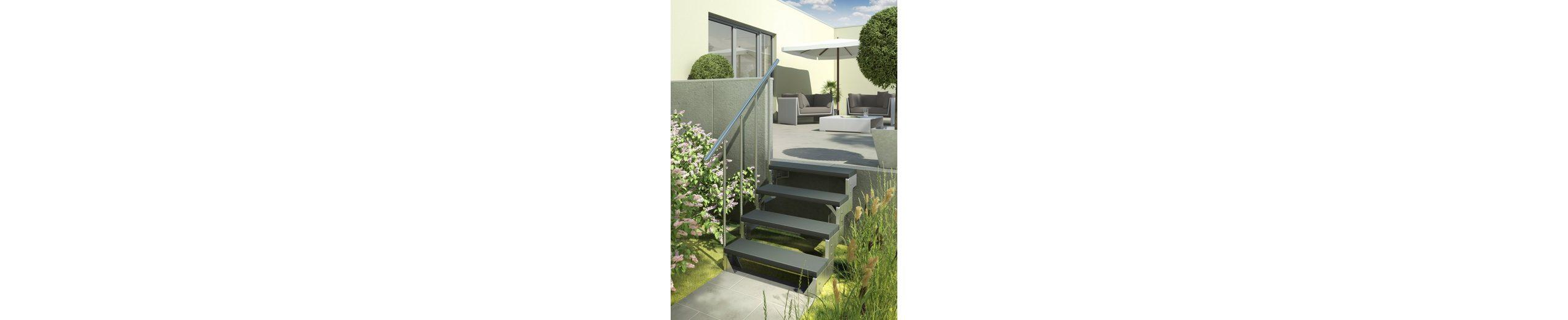 Außentreppe »Gardentop«