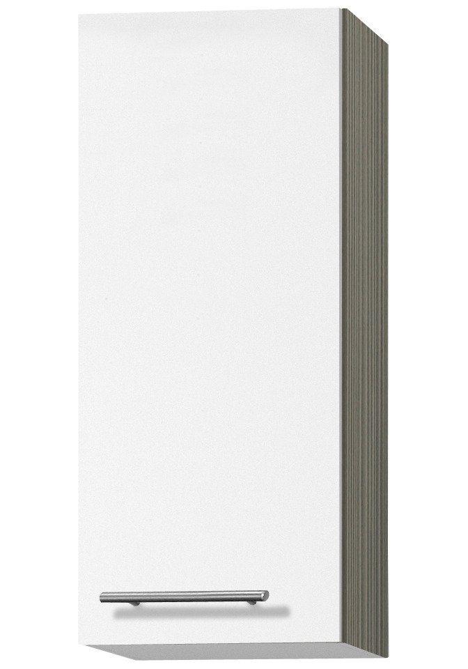 Küchenhängeschrank »Torger«, Breite 30 cm in piniefarben nougat/weiß