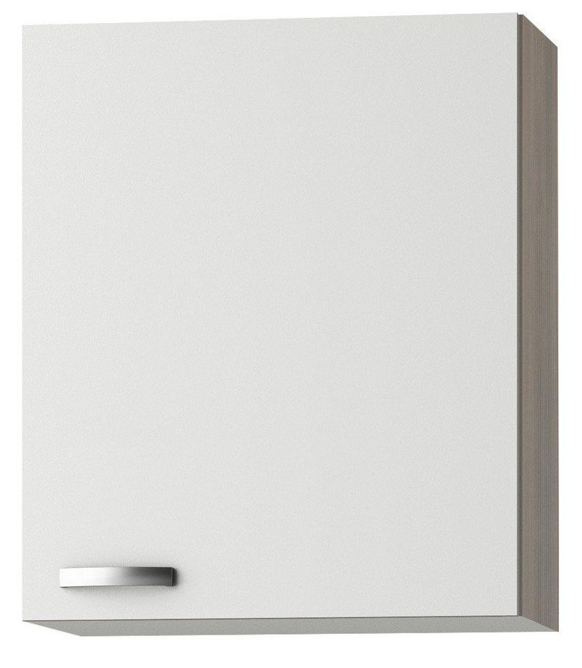 Küchenhängeschrank »Torger«, Breite 60 cm in piniefarben nougat/weiß