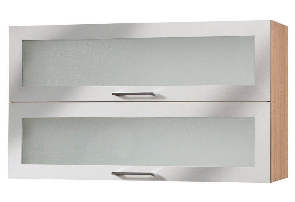 Küchenhängeschrank »Emden«, Breite 100 cm in eichefarben