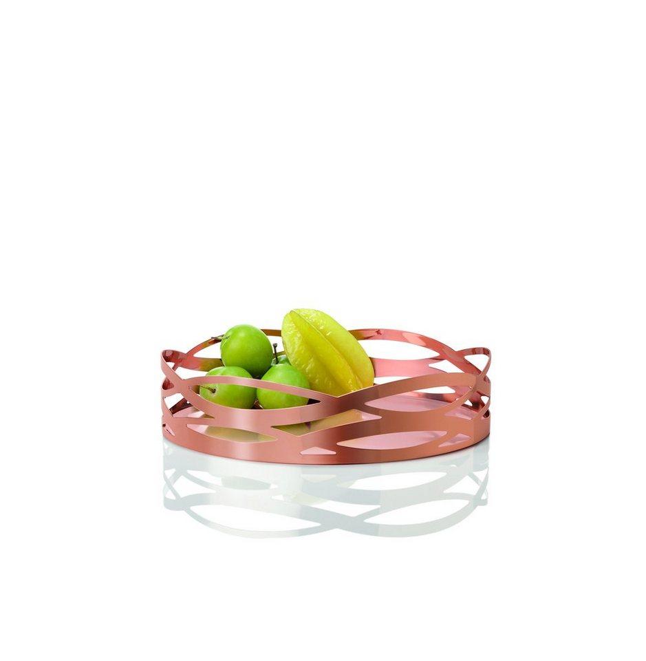 Stelton Stelton Schale Tangle dish, 27 cm in Kupferfarben