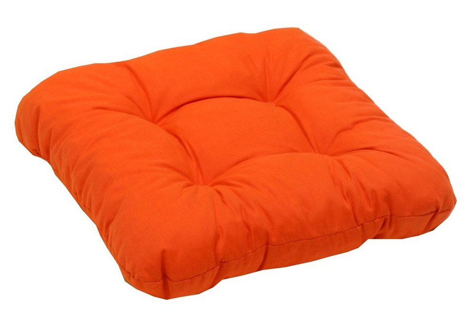 Softkissen (2 Stück) in orange