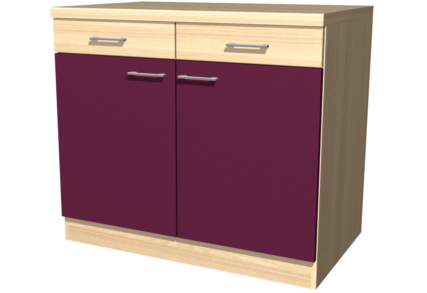 Küchenunterschrank »Portland, Breite 100 cm«
