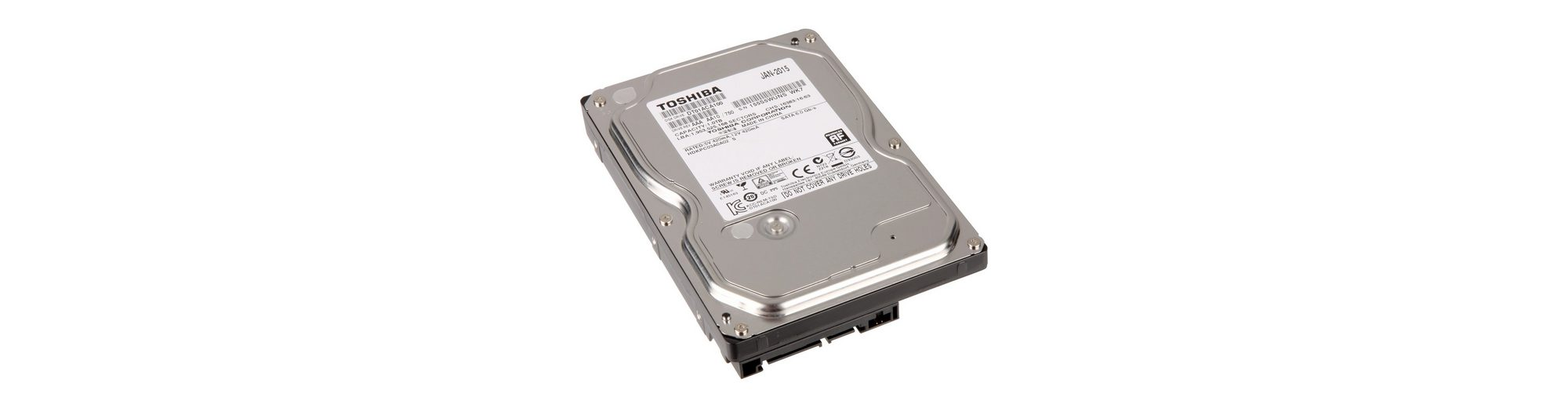 Toshiba Festplatte »DT01ACA100 1 TB«
