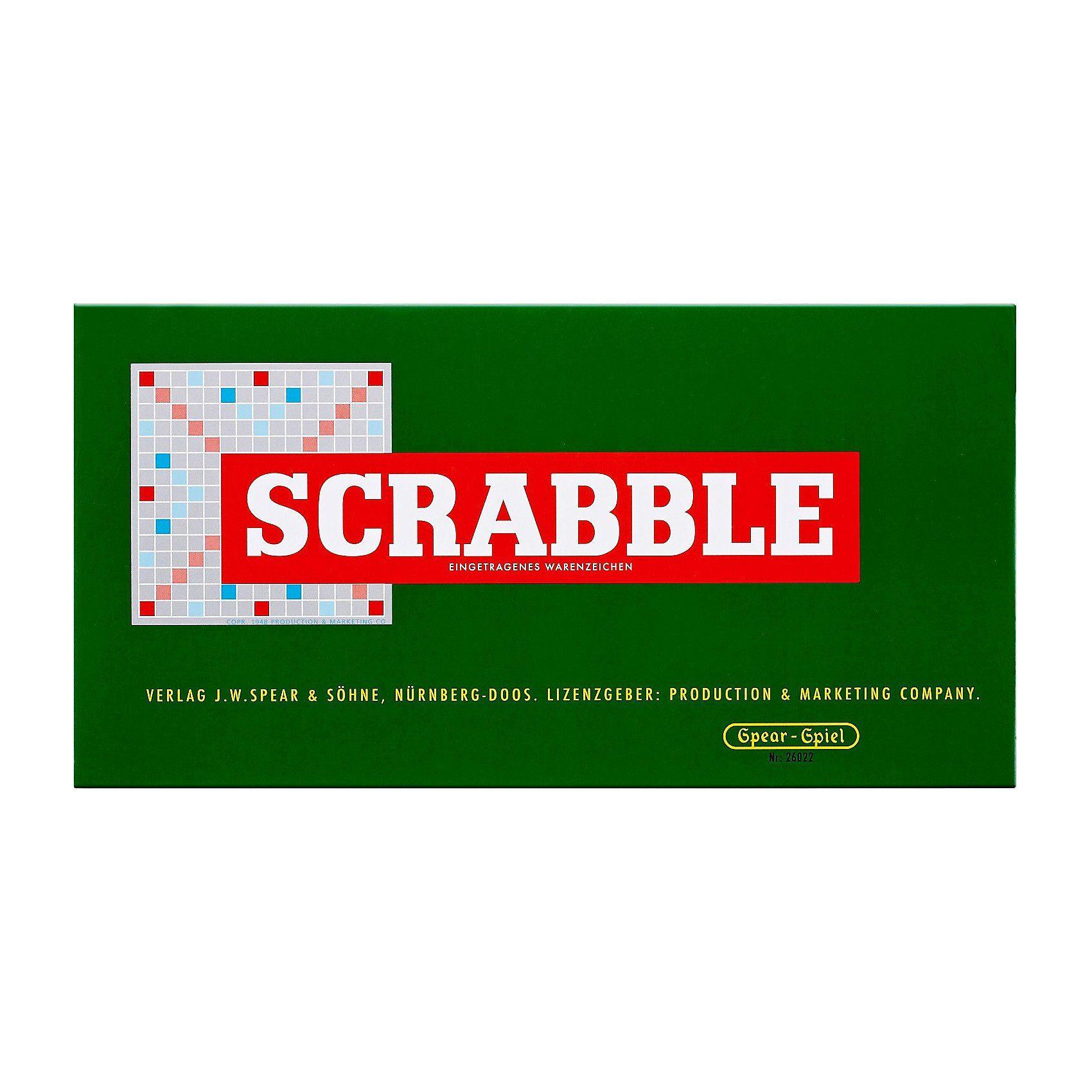 Piatnik Scrabble Jubiläumsausgabe