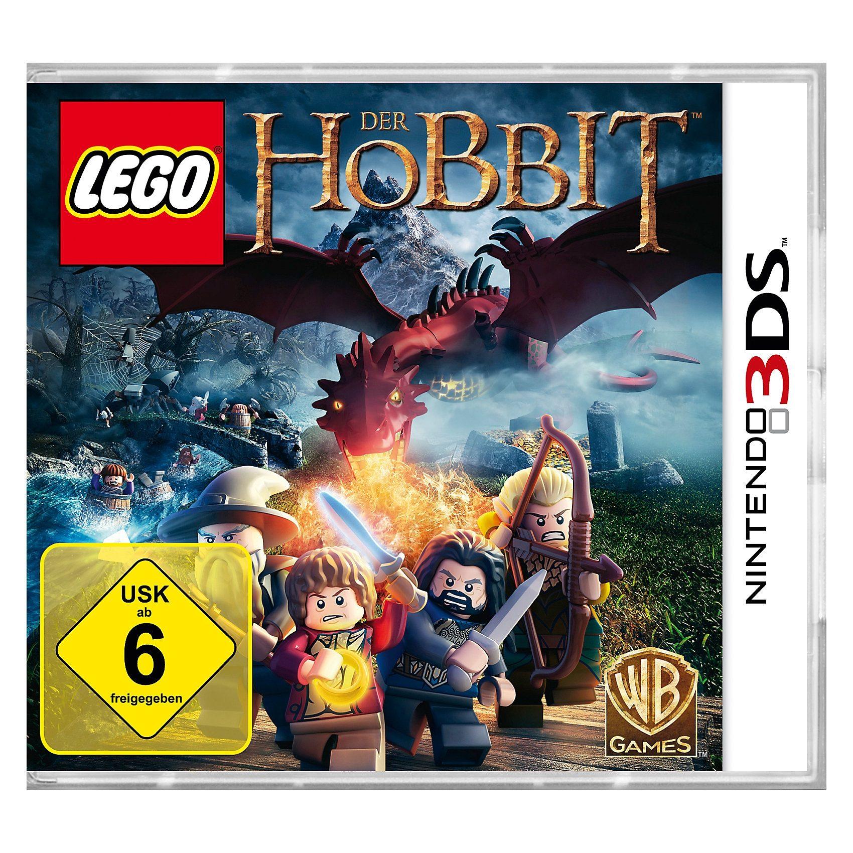 LEGO 3DS der Hobbit