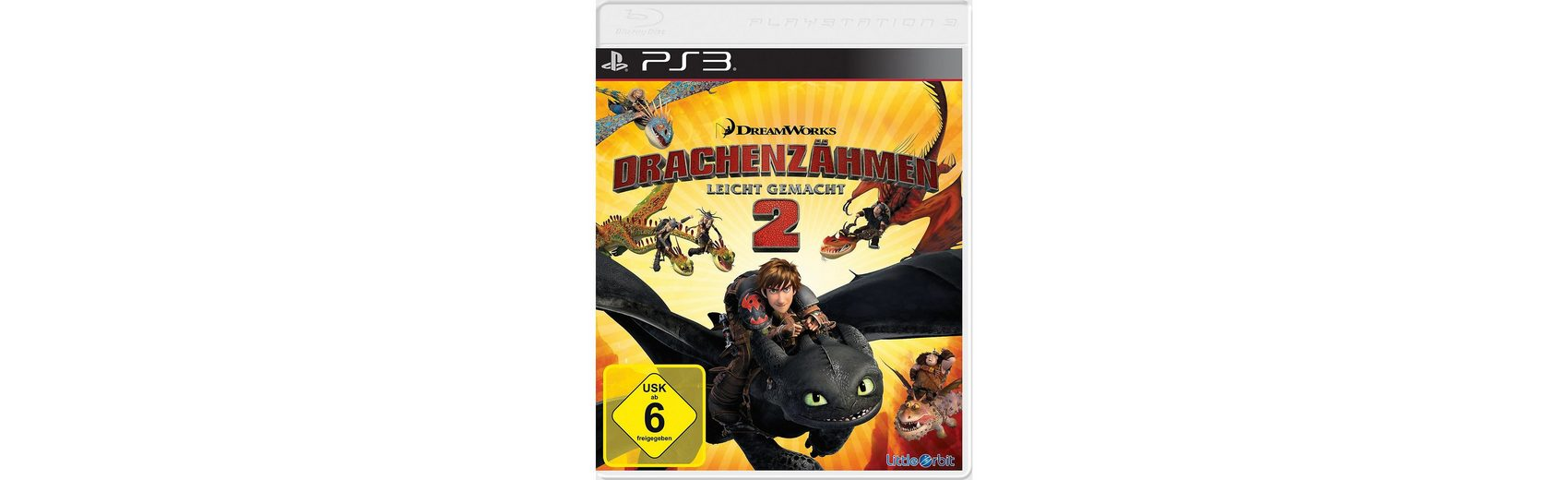 ak tronic PS3 Drachenzähmen leicht gemacht 2