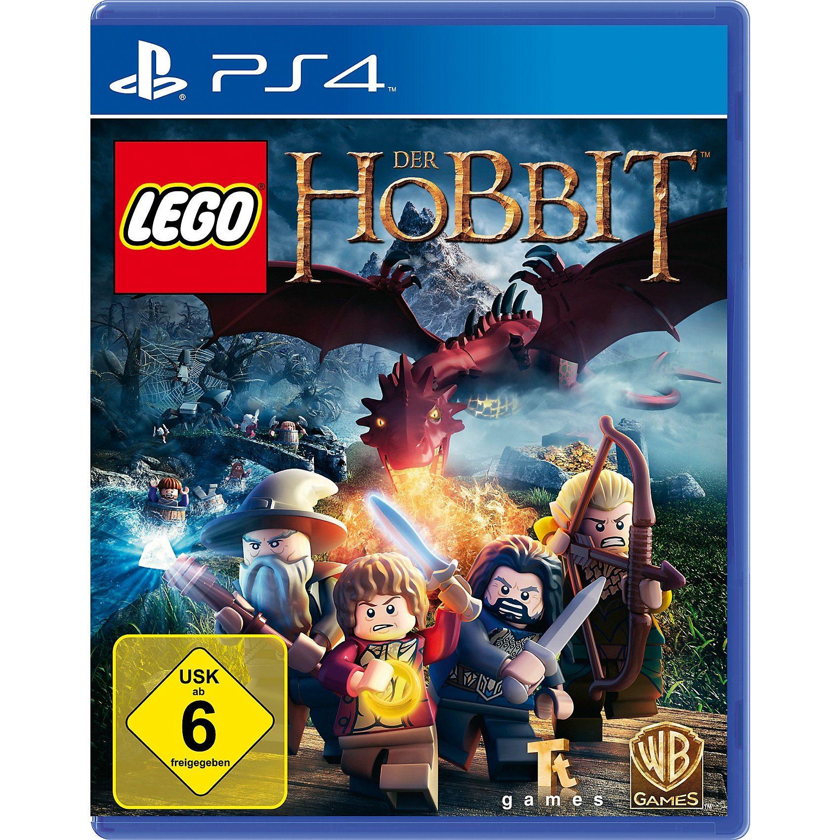 LEGO PS4 der Hobbit