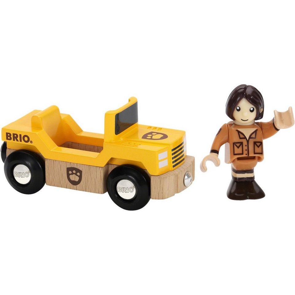 BRIO 33723 Safari-Jeep