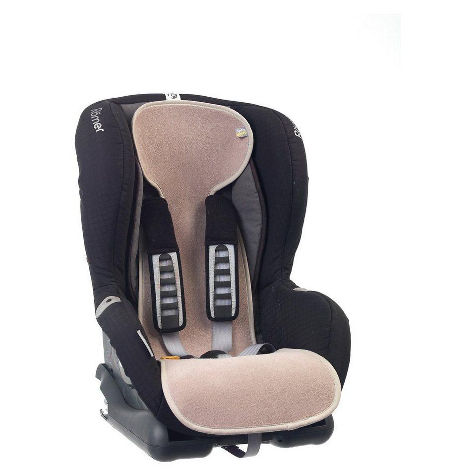 Sitzeinlage AeroMoov air layer für Auto-Kindersitz Gr. 1, sa in beige