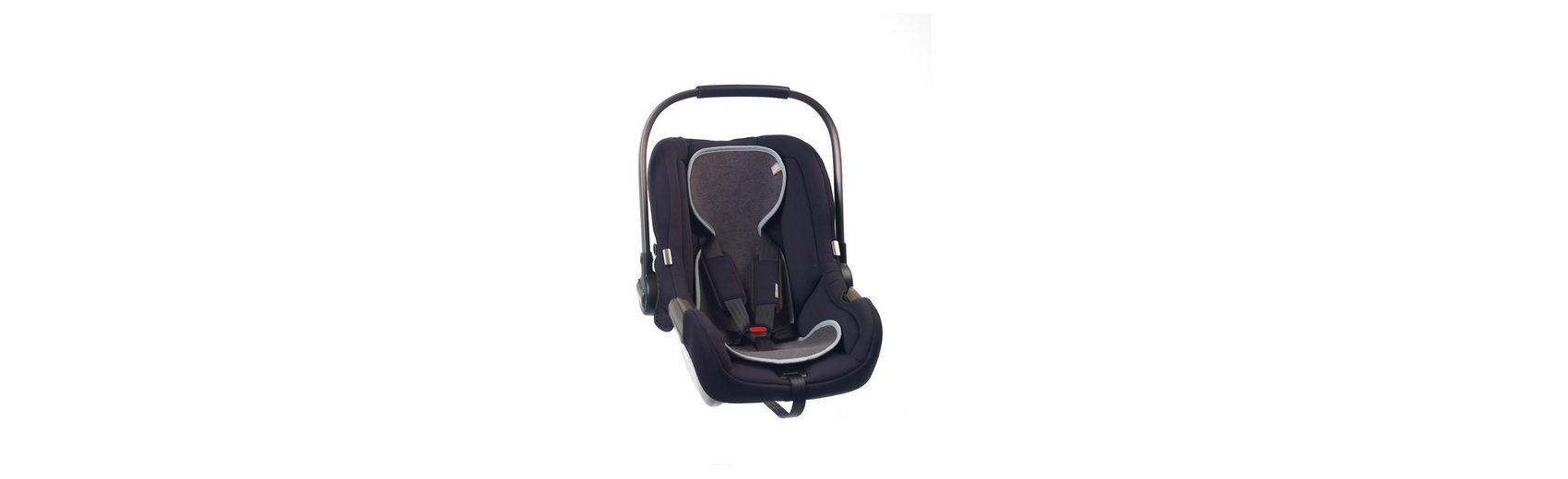 Sitzeinlage AeroMoov air layer für Babyschale, anthrazit