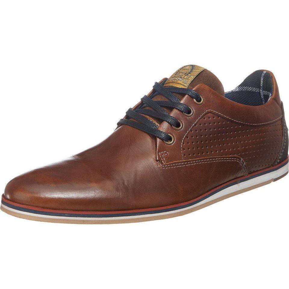 BULLBOXER Freizeit Schuhe in cognac