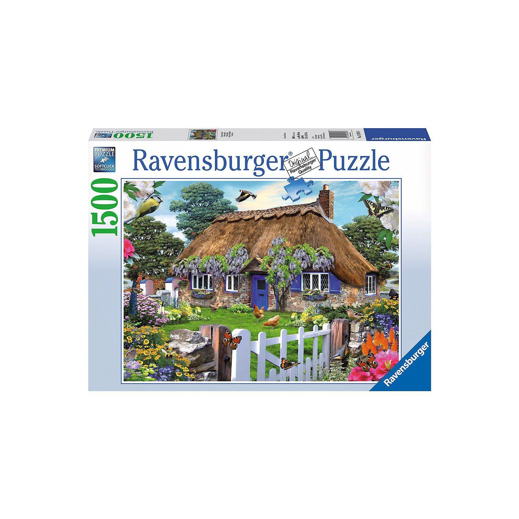 Ravensburger Cottage in England 1500 Teile
