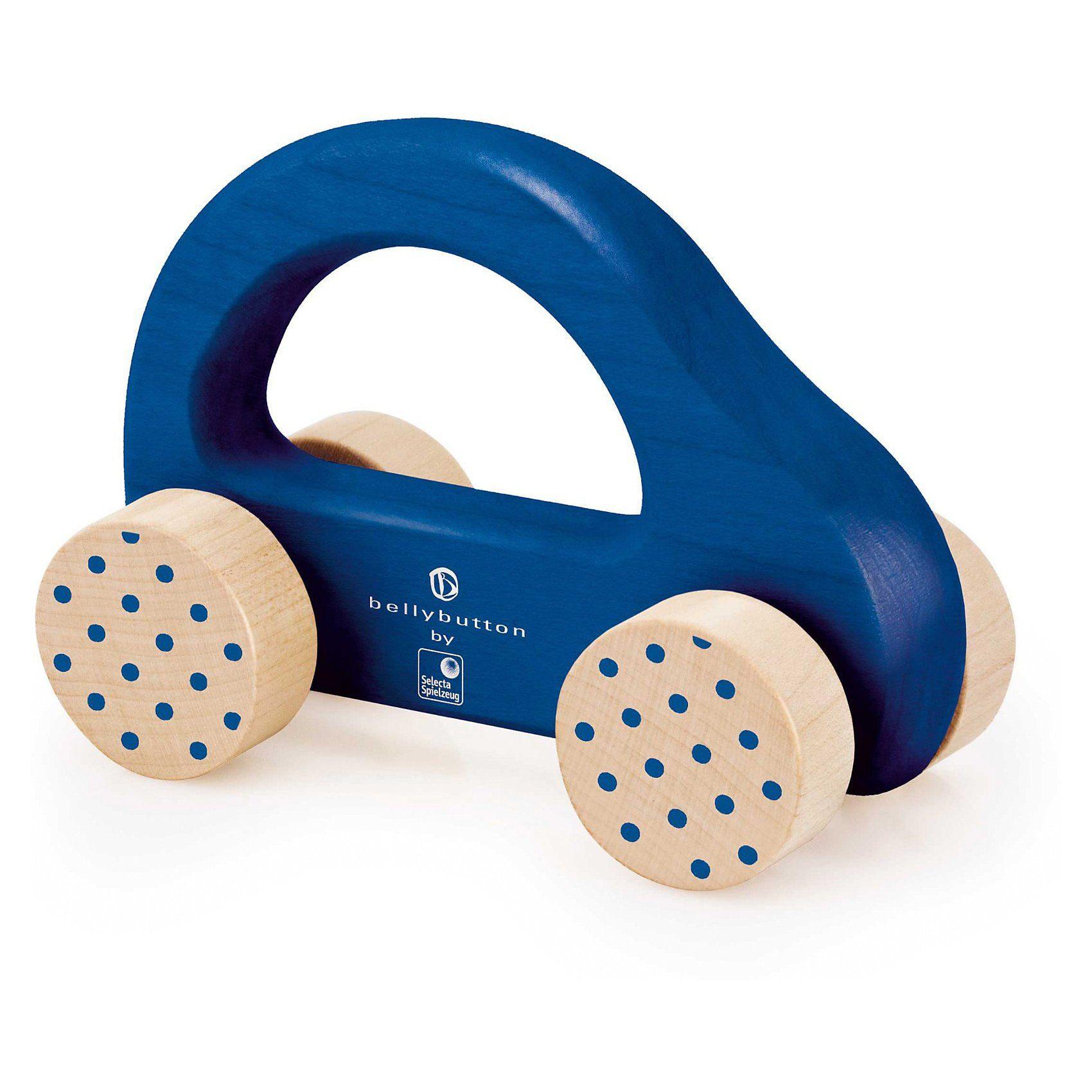 Selecta bellybutton Kleiner Flitzer, blau