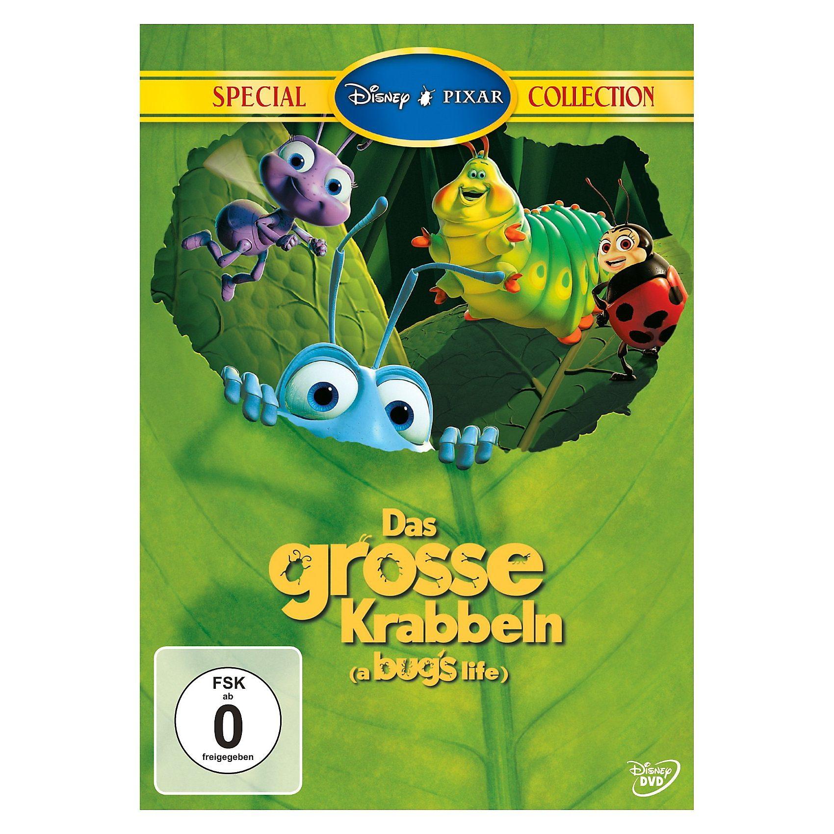 Disney DVD Das große Krabbeln