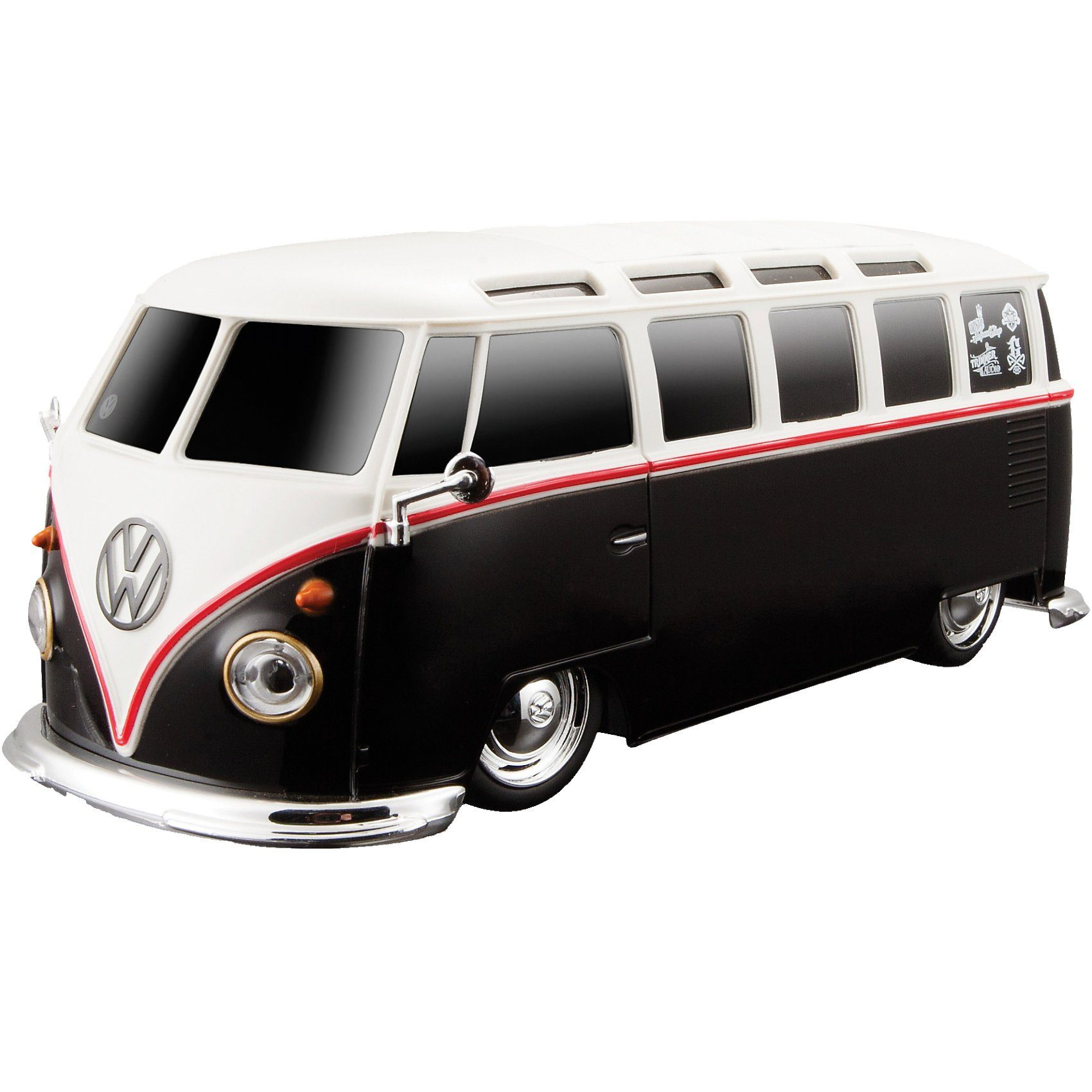 Maisto RC Fahrzeug VW Bus Samba 1:24