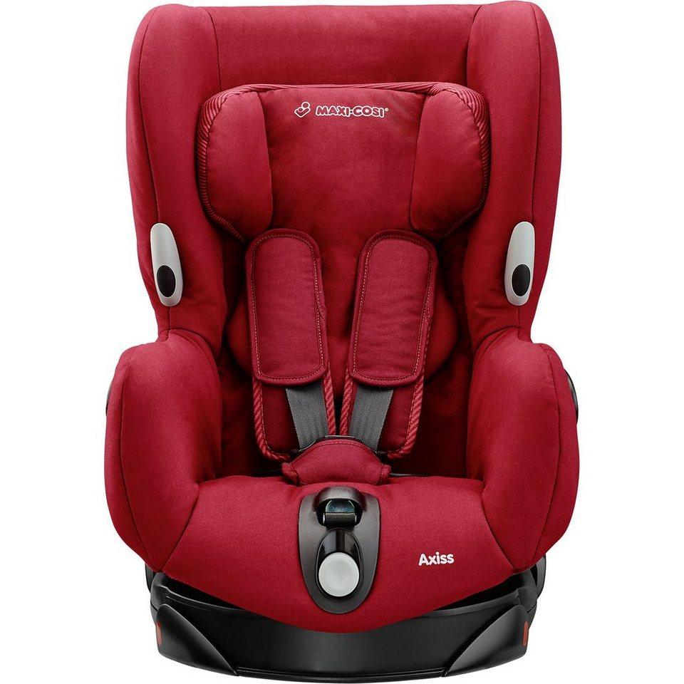 Maxi-Cosi Auto-Kindersitz Axiss, Robin Red, 2017 in rot