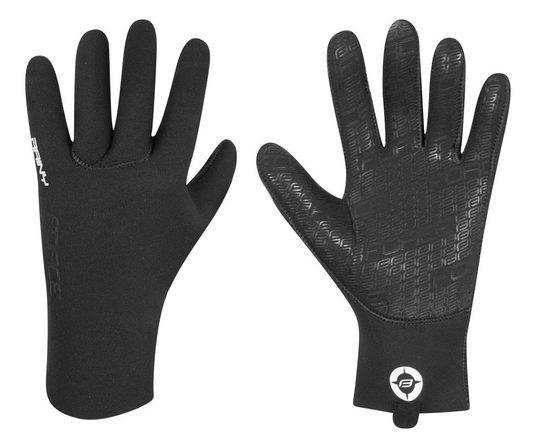 FORCE Fahrradhandschuhe »Neopren Winter und Regen Handschuhe«