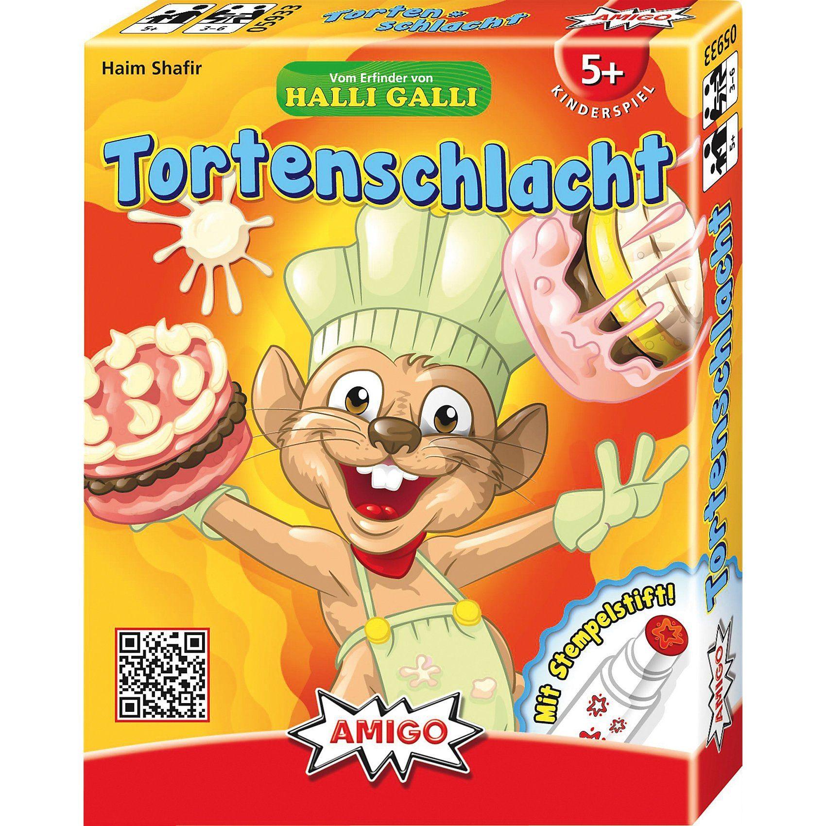 Amigo Tortenschlacht