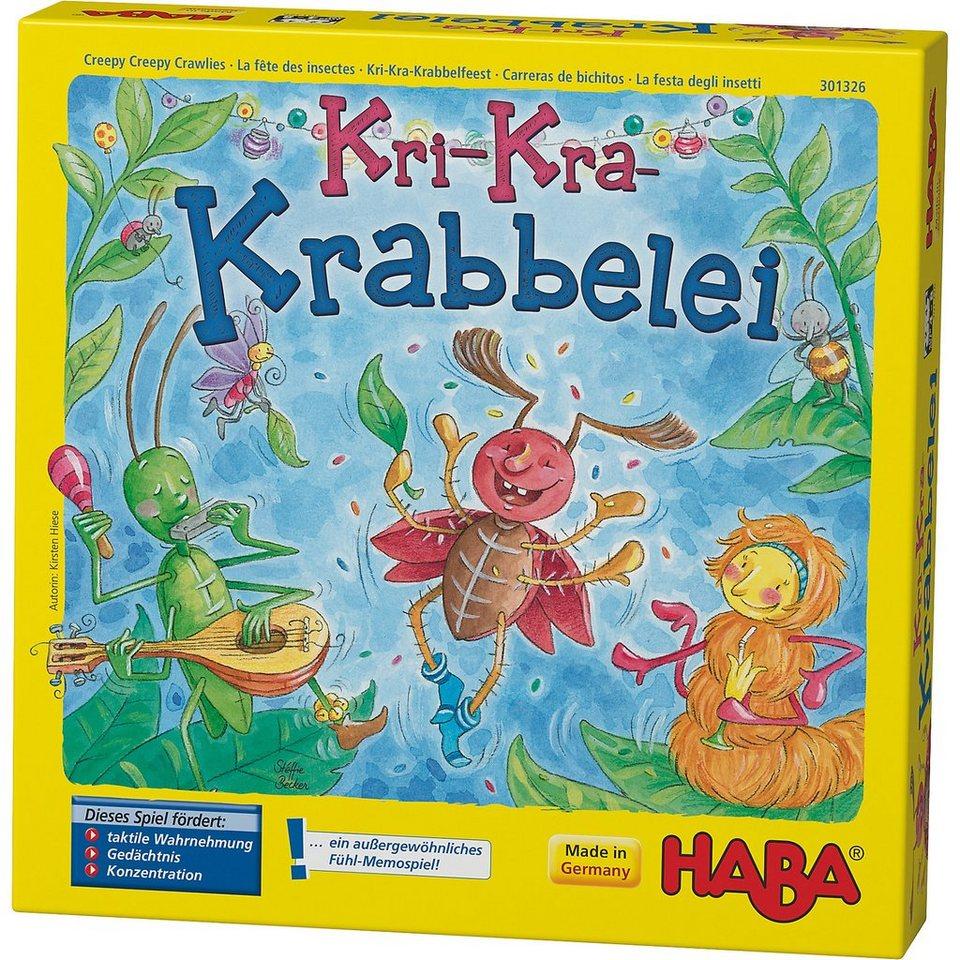 Haba Kri-Kra Krabbelei